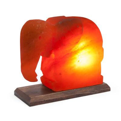 Соляной светильник STAY GOLD Слон