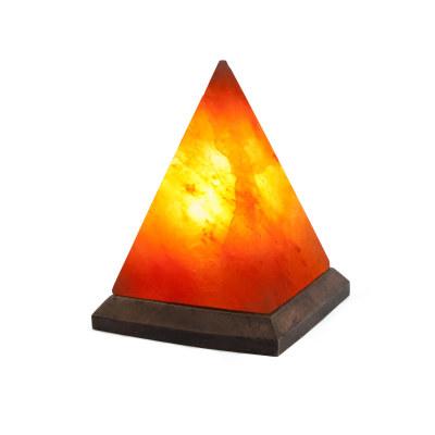 Соляной светильник STAY GOLD Пирамида